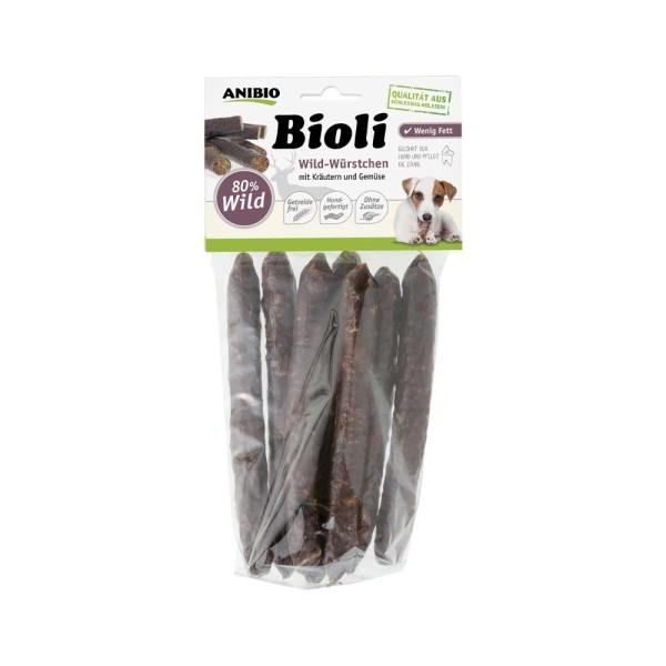 ANIBIO Bioli Wurst WILD