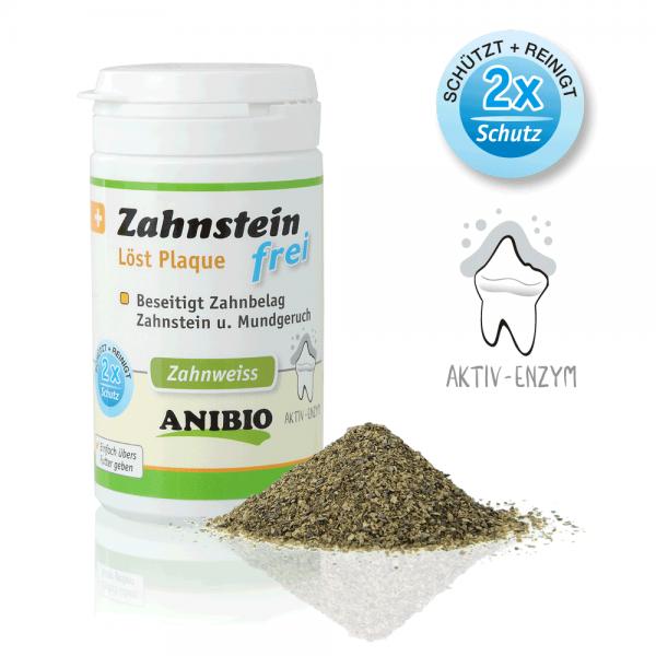 ANIBIO Zahnstein frei 60g