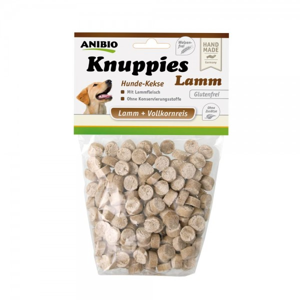 Anibio Knuppies Lamm